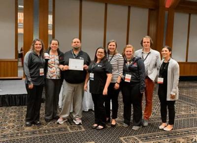 Baker College of Cadillac students honored at Michigan Nursing Students Association's 69th Annual State Convention