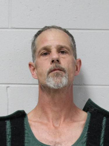 Cadillac man charged for domestic violence, police ARO