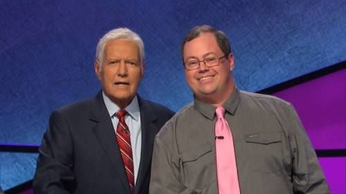 Cadillac man competes on JEOPARDY tonight