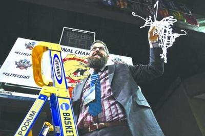 Making of a champion: Bronkema leads Ferris to national title
