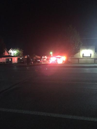 One believed injured in explosion at Mesick motel