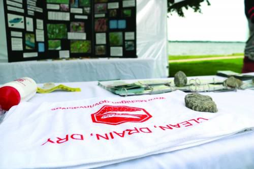 North Country CISMA hosting boat launch events to teach about invasive species