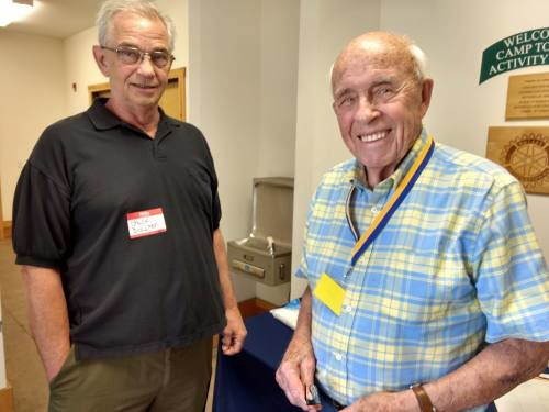 Cadillac grads from 60 years ago or more attend reunion