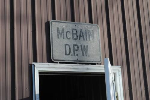 McBain DPW superintendent changes to part-time job
