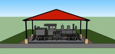 Shay Locomotive project fundraising nearing end
