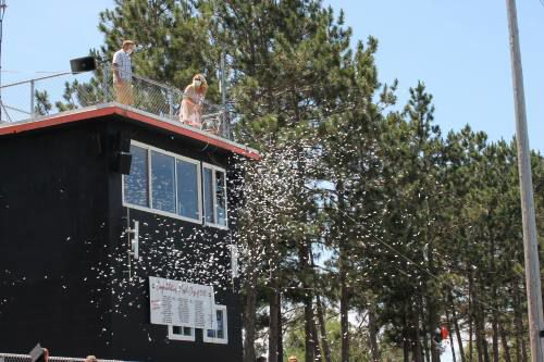 Mesick schools hold outdoor commencement