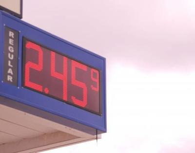Gas prices expected to jump soon in Cadillac but not because of tanker attack