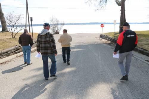 Lake Cadillac docking process delayed until May 2