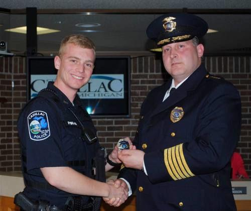 Meet the newest Cadillac Police Department members | News