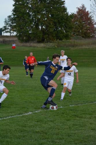 Cadillac tops BC West in D2 soccer district