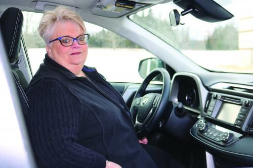 Bail bonds agent Penny Jenema here to help, not judge