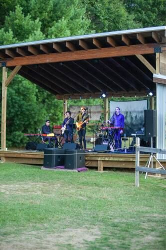 Coyote Crossing able to salvage summer concerts thanks to pavilion, help from sponsors