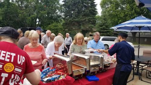More than 200 attend Cadillac Senior Center Open House Thursday