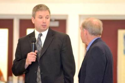 Board of education scores Manton superintendent as 'Highly Effective'