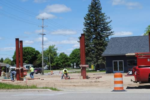 McBain gas station plans to open next week