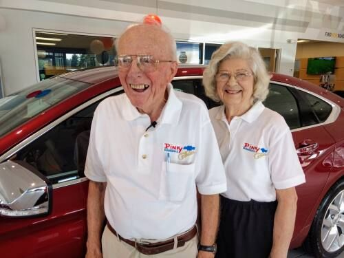 'Mr. Chevy' picks up his second 'last' Impala at Classic Chevrolet
