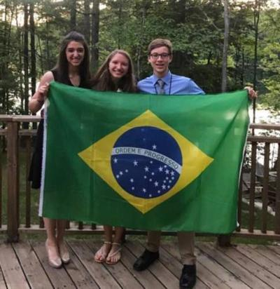 Rotary Club of Cadillac sends students to Life Leadership Conference