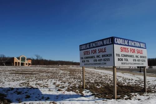 Township's Cadillac Junction decision could lead to future trial dates