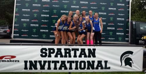 Local teams run at MSU Spartan Invitational