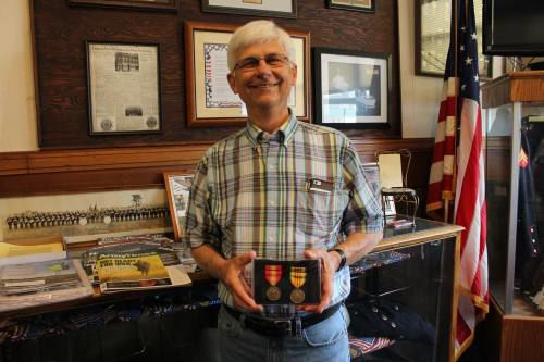 Vietnam veterans finally get their medals