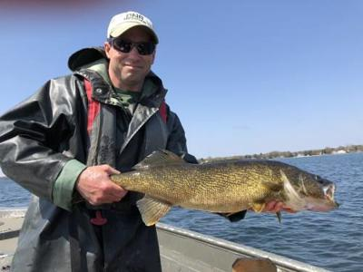 Walleye stocking this year up in air as motorized boat ban lifts