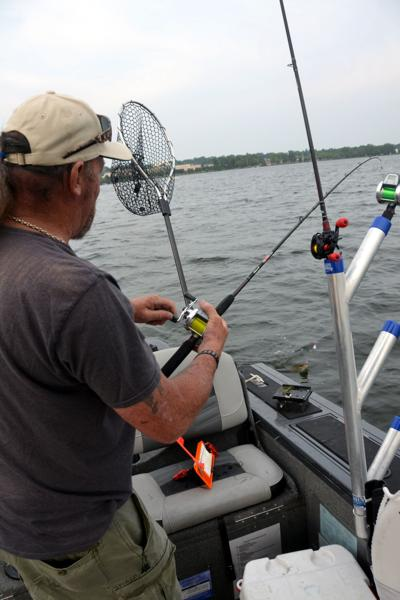Finding my way out of a fishing rut