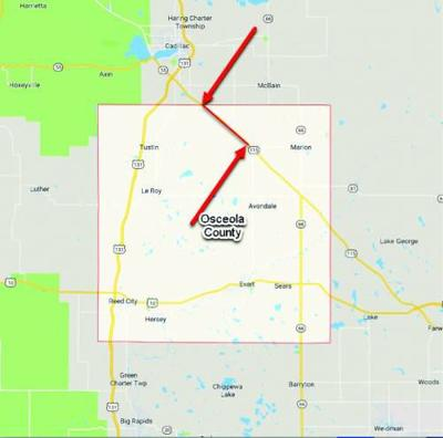 M-115 resurfacing project to begin Monday in Highland Township