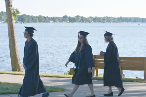 Cadillac Innovation H.S. holds commencement