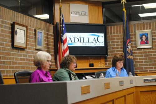 Cadillac City Council votes to raise water, sewer rates
