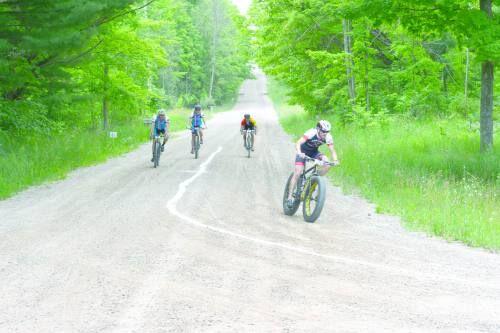 A handful of summer road, bike races still on