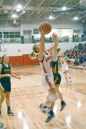 Lake City girls claim Highland title