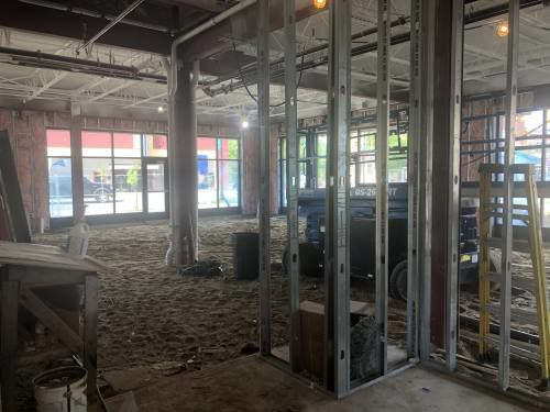 Inside the Cadillac Lofts