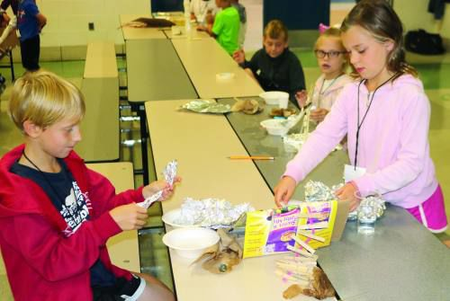 STEM Camp offers hands on science for CAPS students