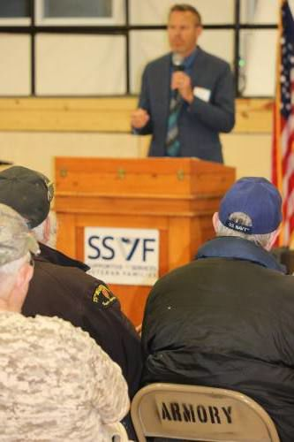 Manistee, Missaukee, Wexford counties celebrate being 'Functional zero' for veterans homelessness