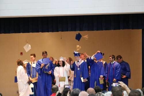 Buckley Community School celebrates the class of 2019