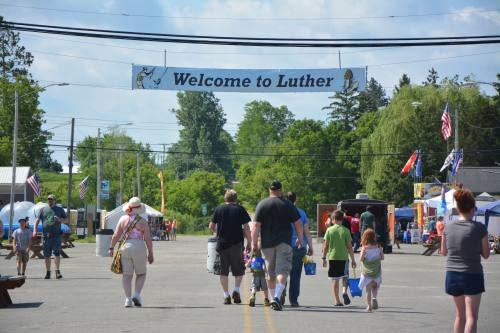 Luther Days celebration