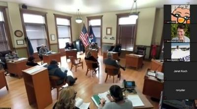 Wexford board looking at staffing updates in building department, public defenders' office