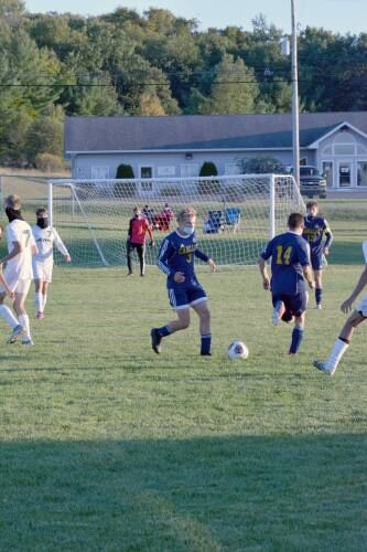 Cadillac tops Alpena in soccer; swim team gets first win
