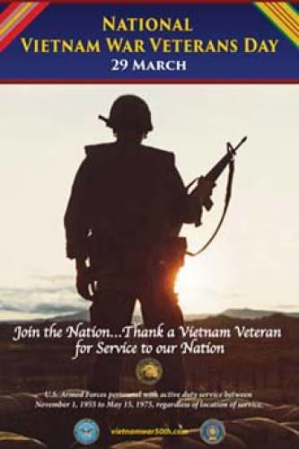 Recognition for Vietnam veterans and families | News | cadillacnews com