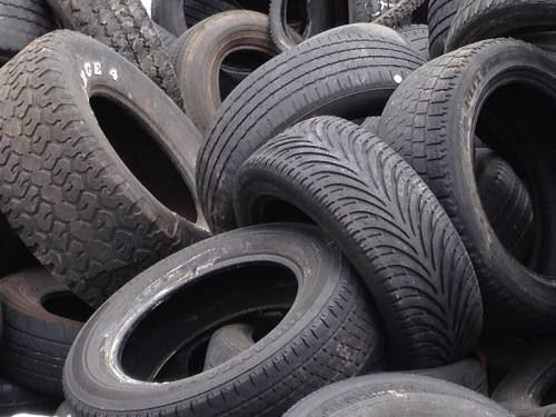 Conservation through tire and electronic recycling
