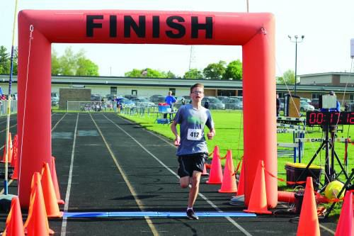 Many participate in 21st annual Stride for STRIVE