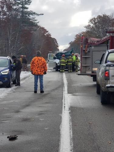 Fatal accident closes portion on M-115