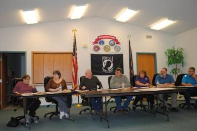 Haring Township Board raises sewer rates by 3%