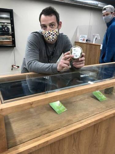 Dunegrass, Cadillac's first recreational marijuana store, is opening