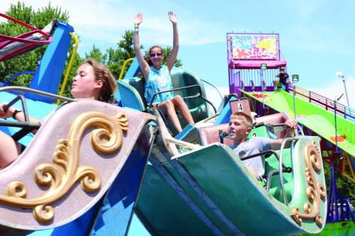 80 years for the 'Family Fun Fair'