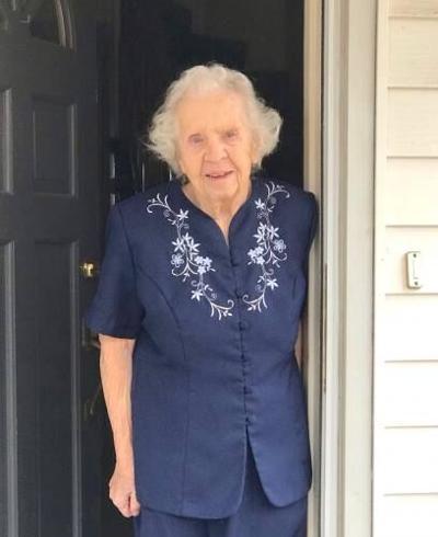Cadillac woman turns 100 amid the pandemic