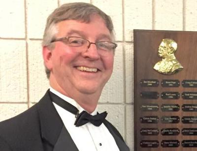 Cadillac's Mike Filkins named District 1 Band, Orchestra Teacher of the Year