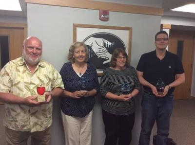 Wexford‐Missaukee ISD Board Celebrates 2017 Retirees