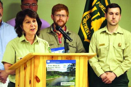 Forest service unveils action plan for rivers instead of alcohol ban