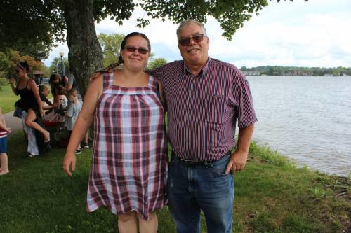 Father, daughter meet after 40 years